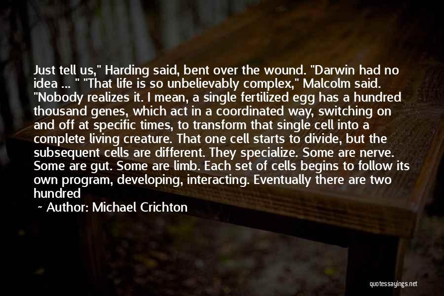 Michael Crichton Quotes 2148058