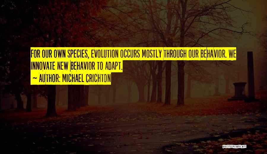 Michael Crichton Quotes 2200241