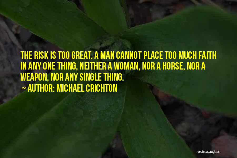 Michael Crichton Quotes 269611