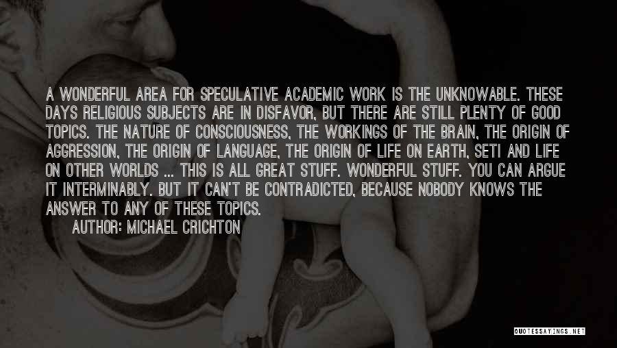 Michael Crichton Quotes 369506