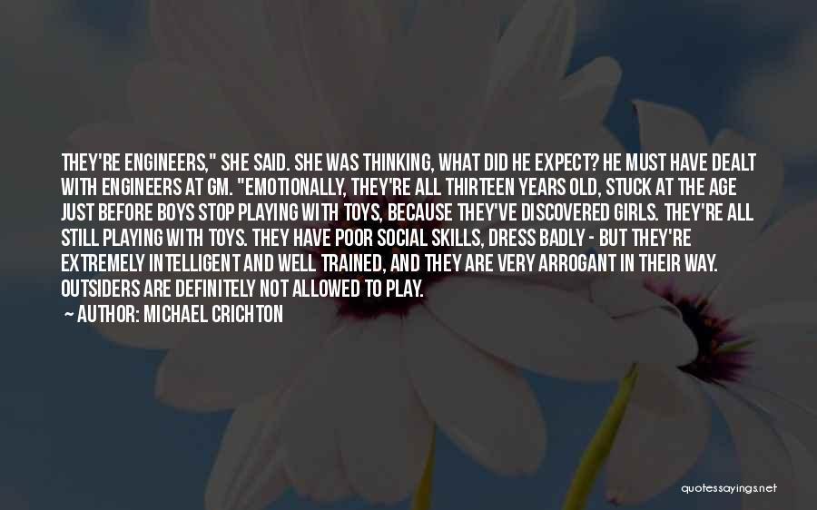 Michael Crichton Quotes 419688