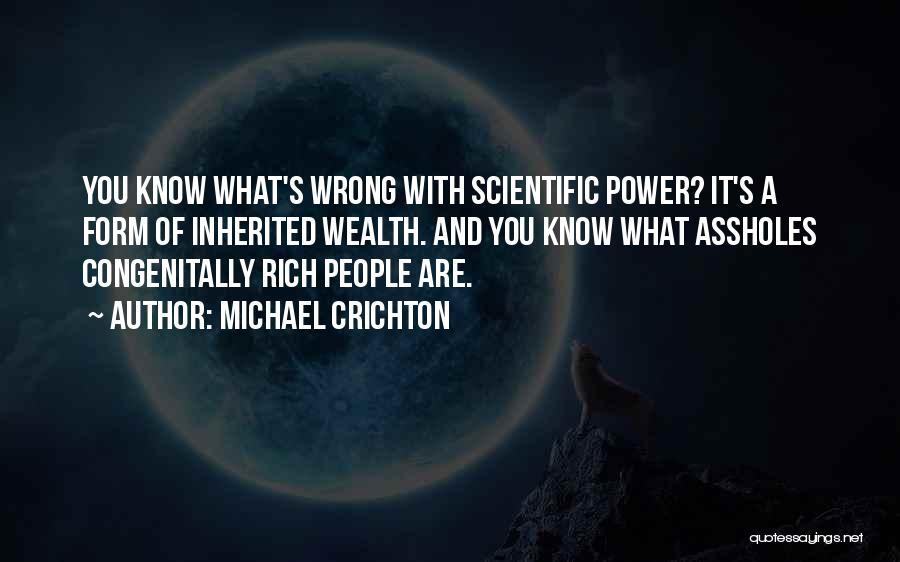 Michael Crichton Quotes 495232