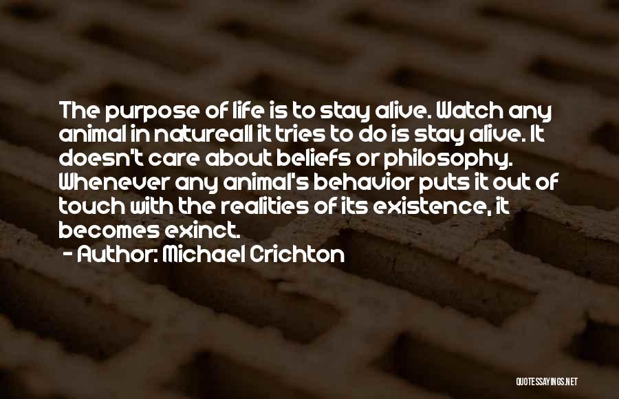 Michael Crichton Quotes 542900