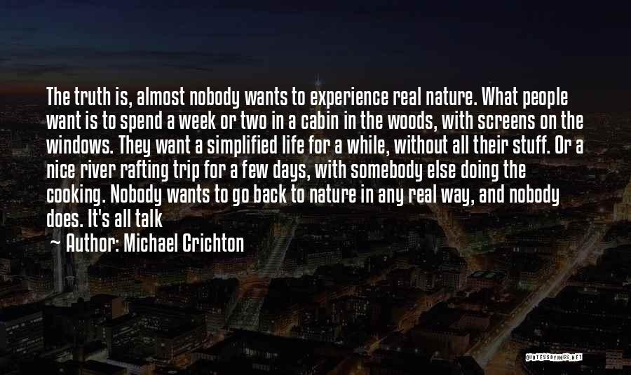 Michael Crichton Quotes 817684