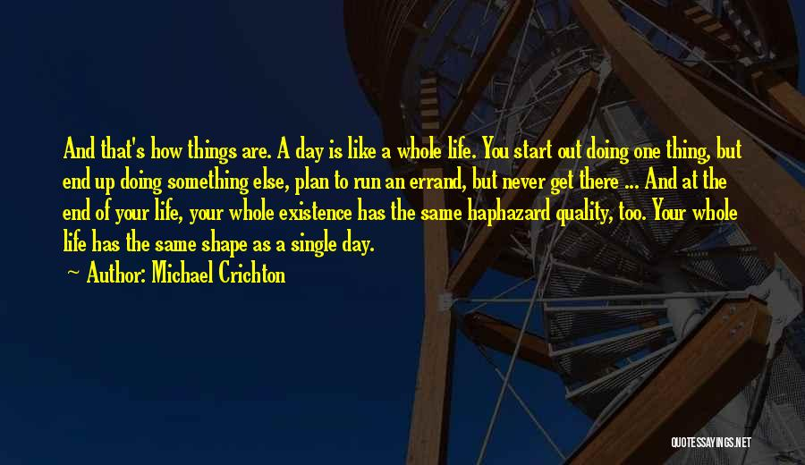 Michael Crichton Quotes 870031