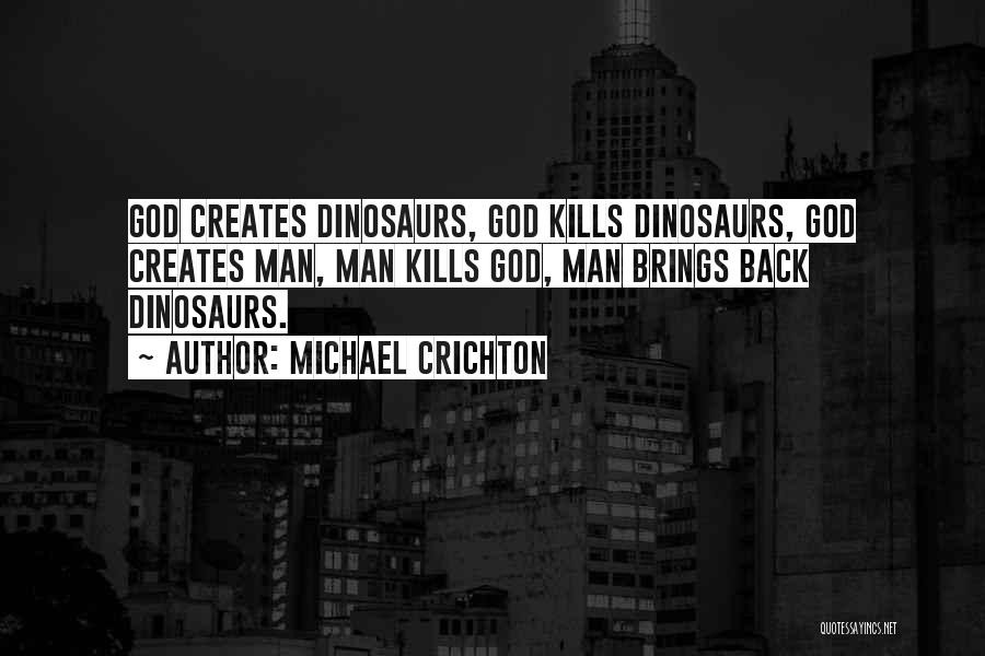 Michael Crichton Quotes 87716