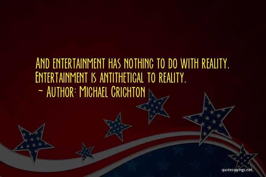Michael Crichton Quotes 920869