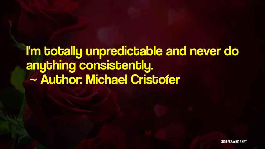 Michael Cristofer Quotes 2043222