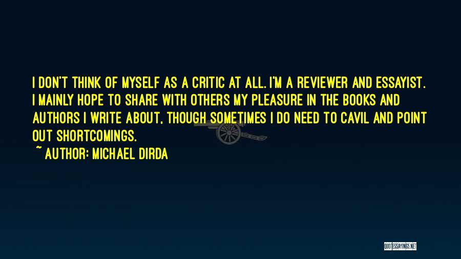 Michael Dirda Quotes 1025816