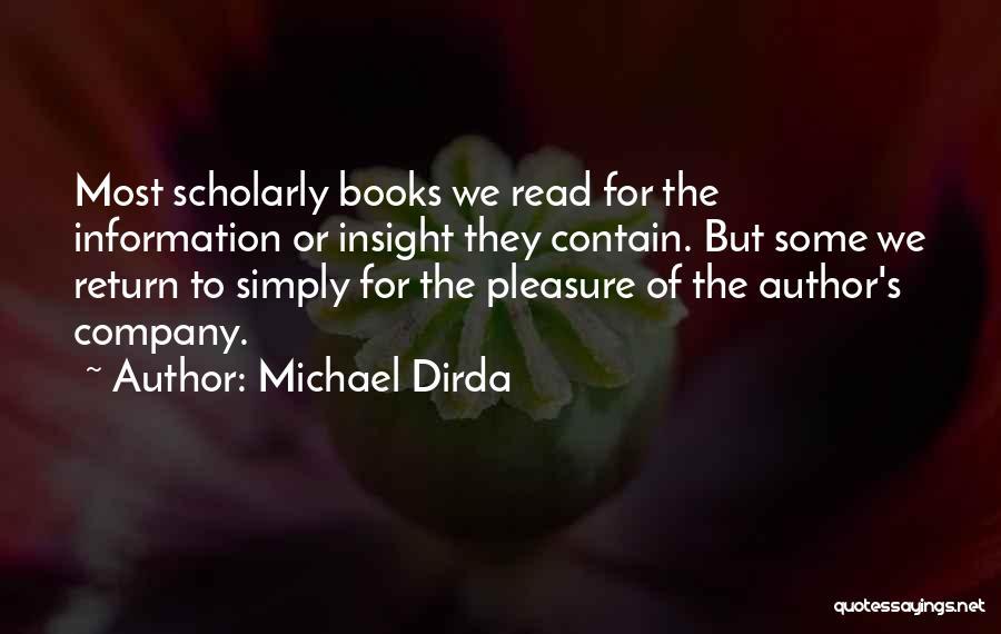 Michael Dirda Quotes 253249