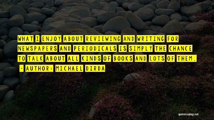 Michael Dirda Quotes 492092