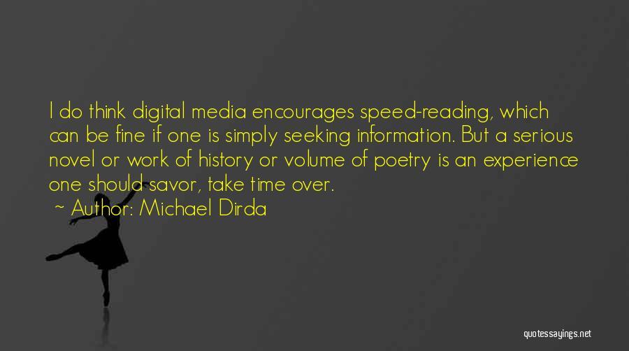 Michael Dirda Quotes 657146