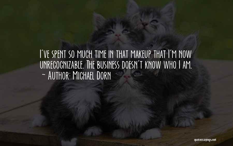 Michael Dorn Quotes 264992