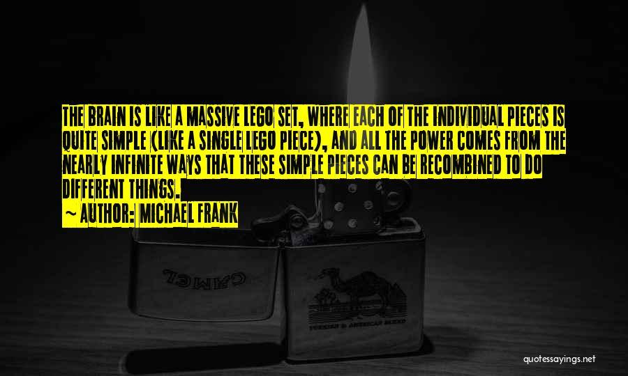 Michael Frank Quotes 1586322