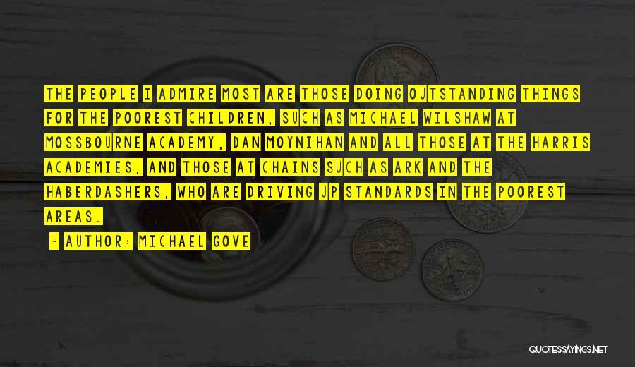 Michael Gove Quotes 1021613