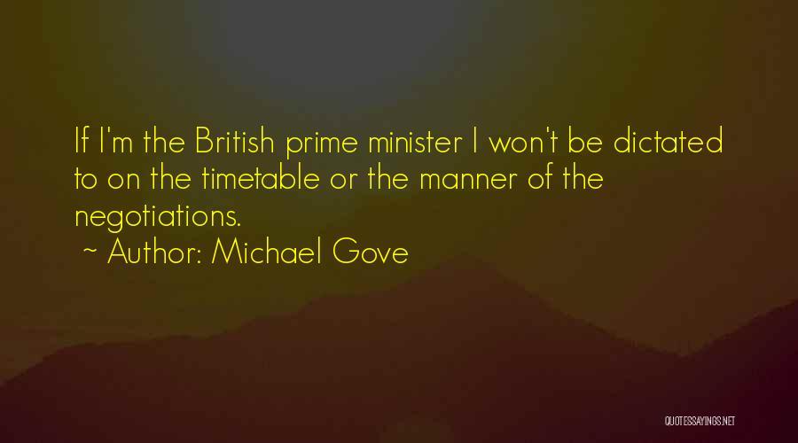 Michael Gove Quotes 1027431