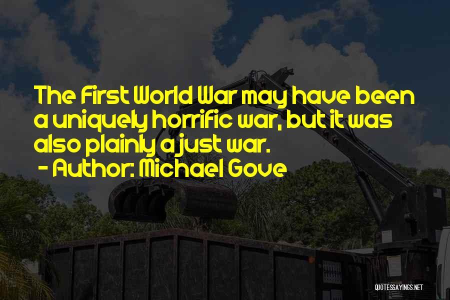 Michael Gove Quotes 1101689