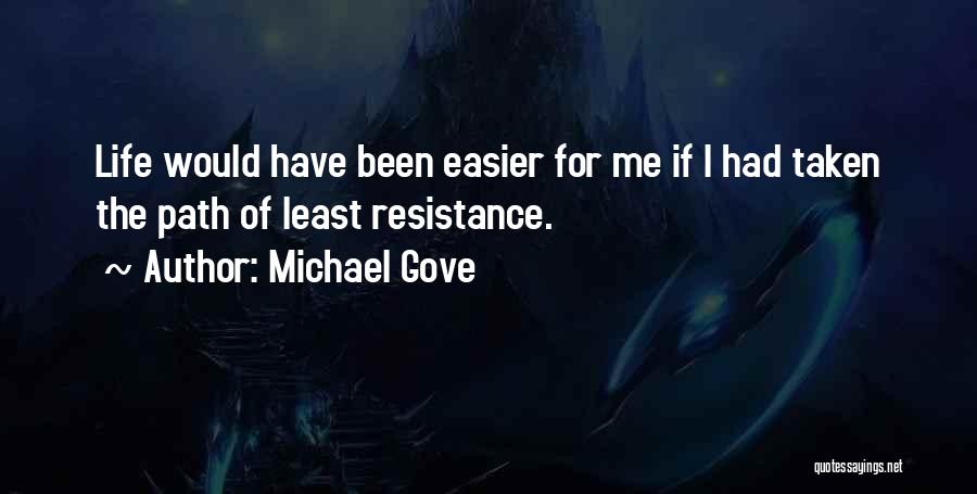 Michael Gove Quotes 1111646
