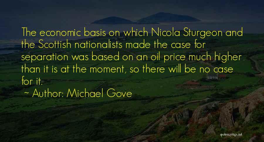 Michael Gove Quotes 1134715