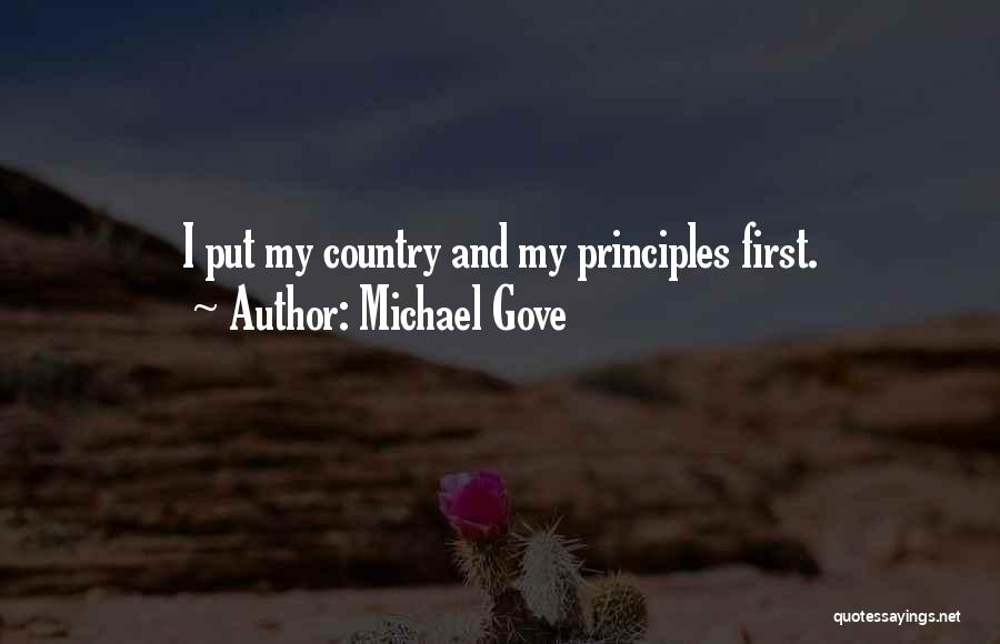 Michael Gove Quotes 126898