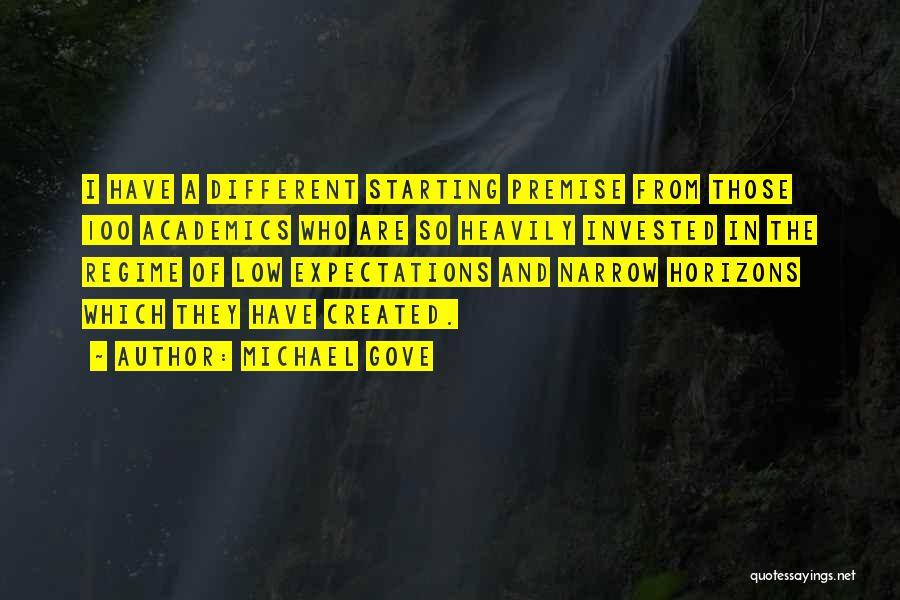 Michael Gove Quotes 1329067