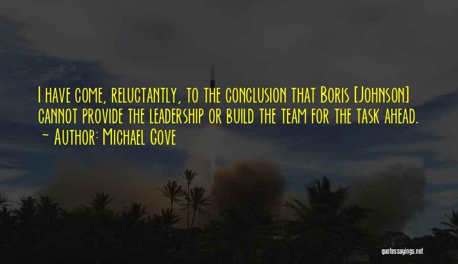 Michael Gove Quotes 1331101