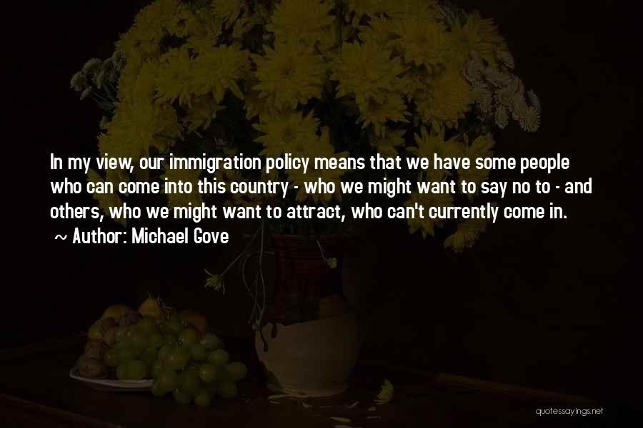 Michael Gove Quotes 1340208