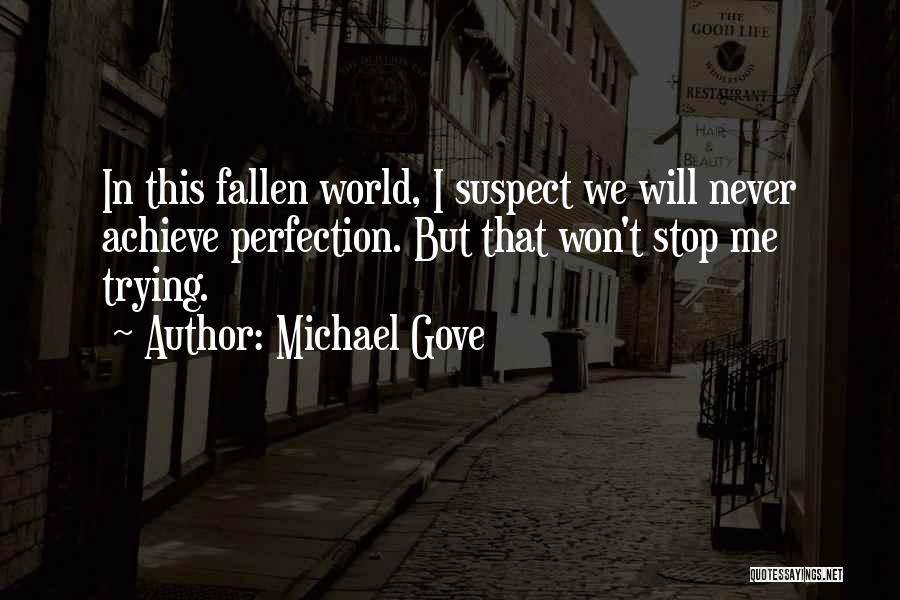 Michael Gove Quotes 1359154
