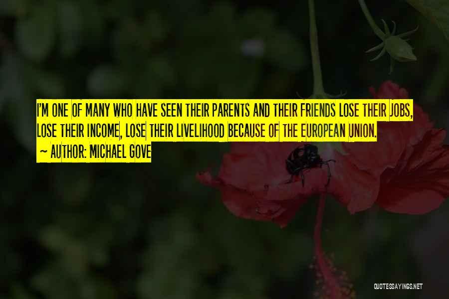 Michael Gove Quotes 1428117