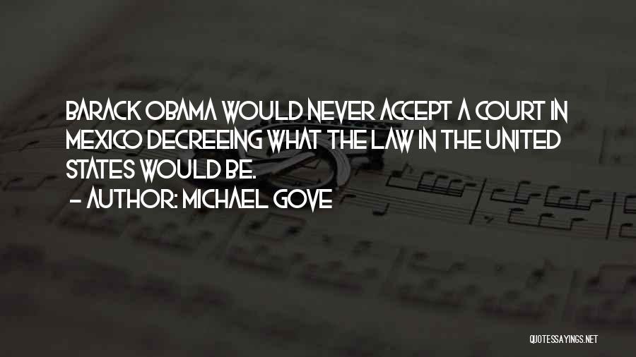 Michael Gove Quotes 1563300