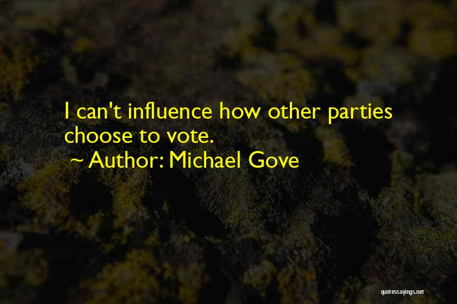 Michael Gove Quotes 1596413