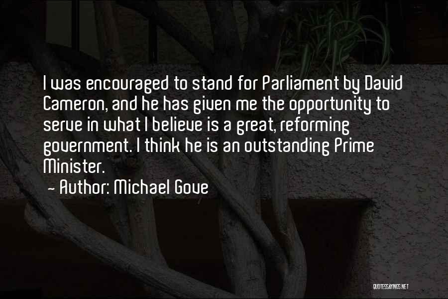 Michael Gove Quotes 1633442