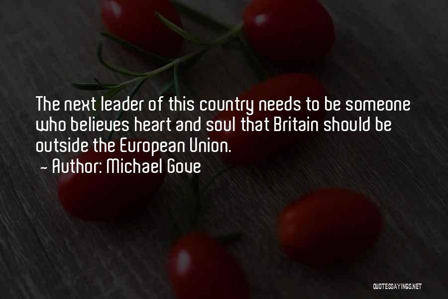 Michael Gove Quotes 1640404