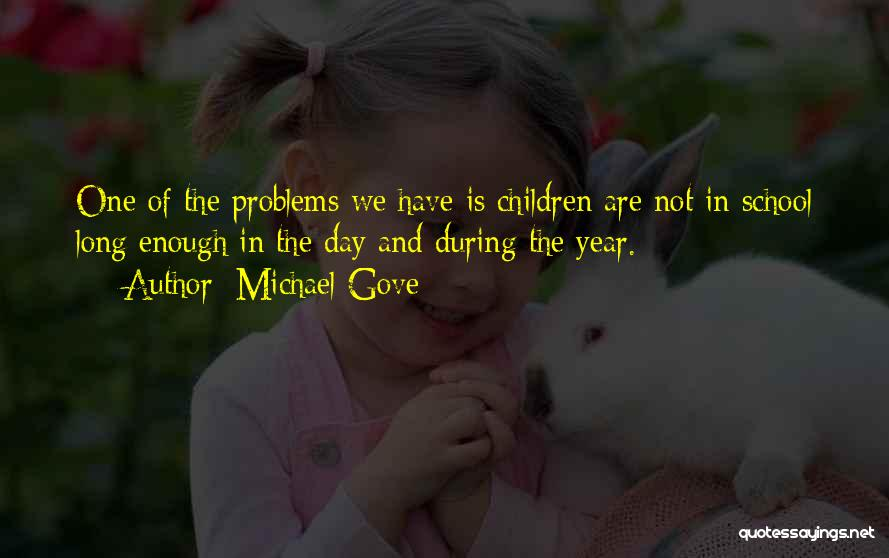 Michael Gove Quotes 1647343
