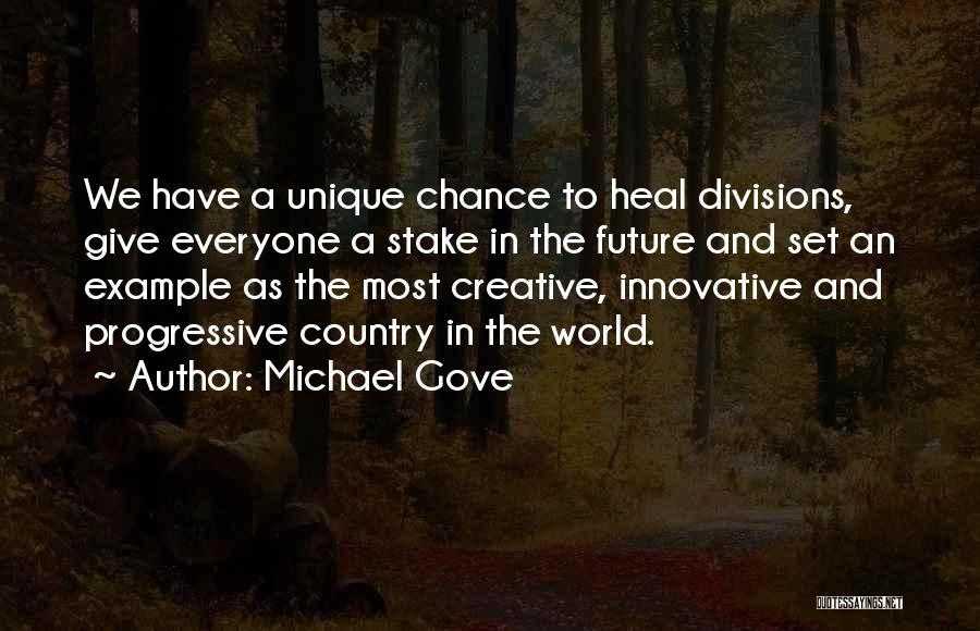 Michael Gove Quotes 1675002