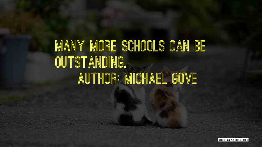 Michael Gove Quotes 1719673