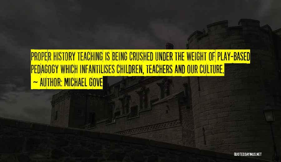 Michael Gove Quotes 178687