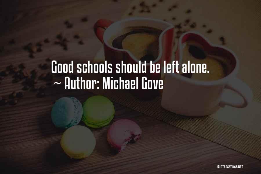 Michael Gove Quotes 1795804