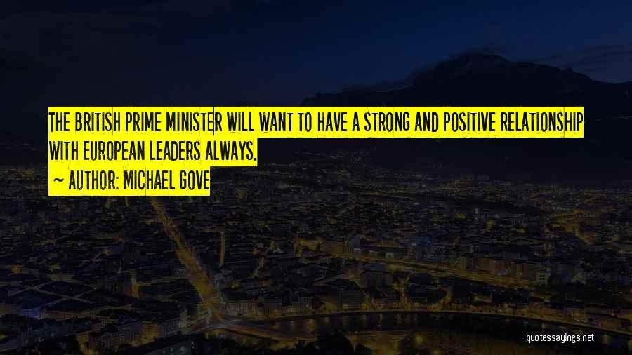 Michael Gove Quotes 1803253