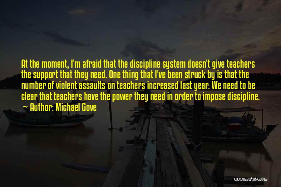 Michael Gove Quotes 1841925