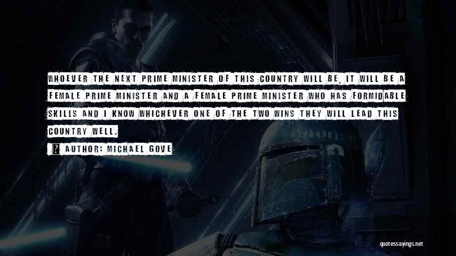 Michael Gove Quotes 1927144