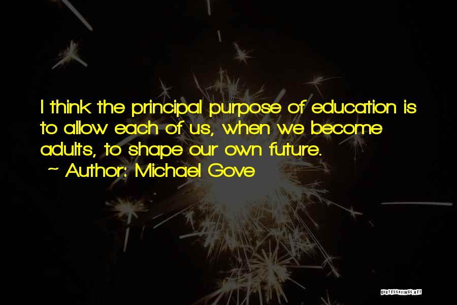 Michael Gove Quotes 1965051