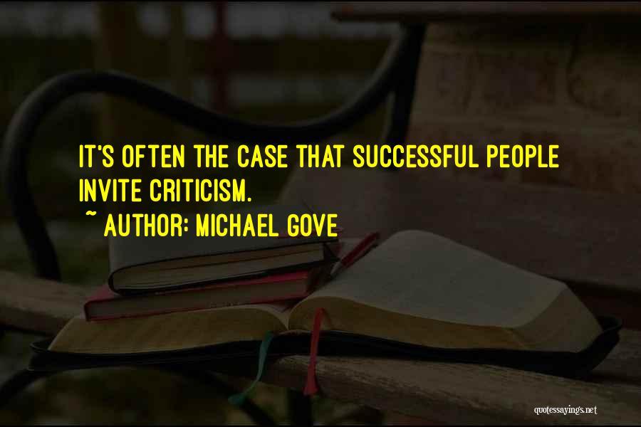 Michael Gove Quotes 2219485