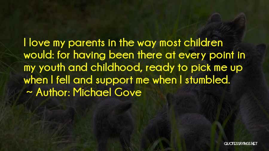 Michael Gove Quotes 2226051