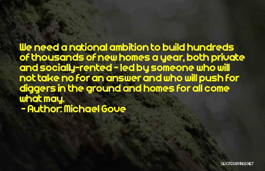 Michael Gove Quotes 269137