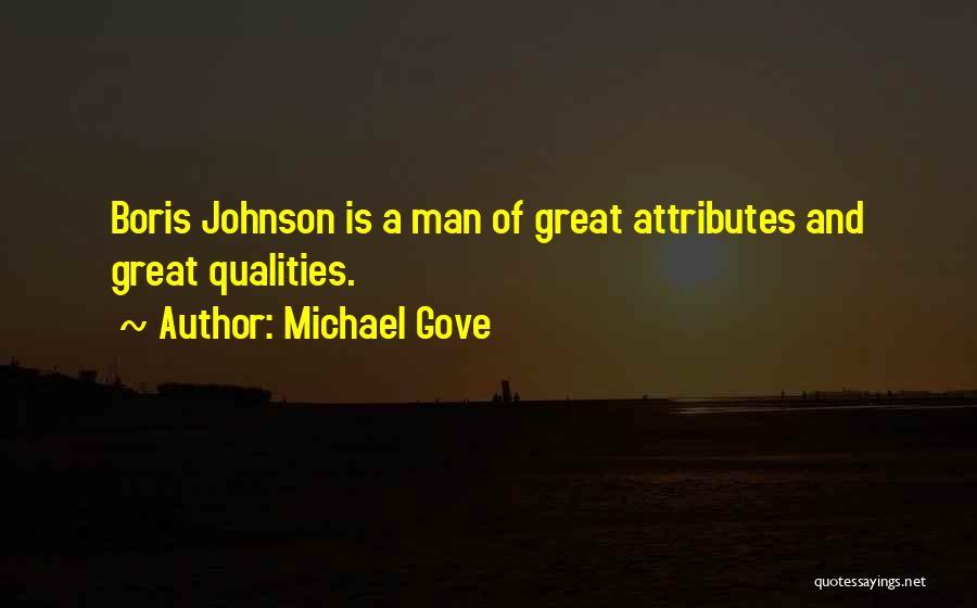 Michael Gove Quotes 297527