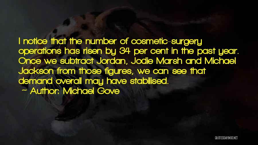 Michael Gove Quotes 444093
