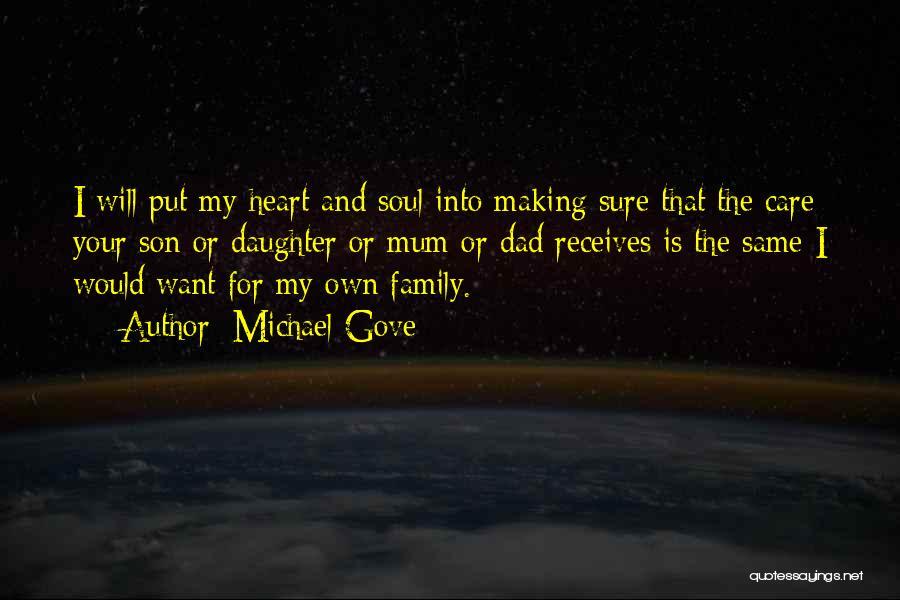 Michael Gove Quotes 672931