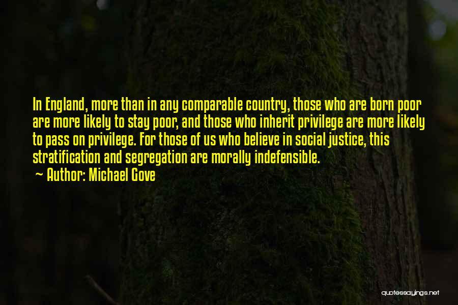 Michael Gove Quotes 797269
