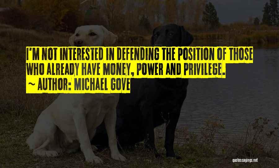 Michael Gove Quotes 83767